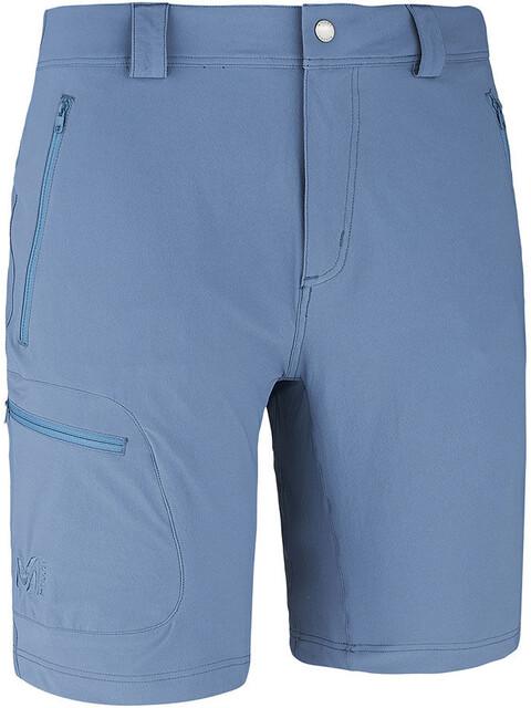 Millet Trekker Stretch II Shorts Men teal blue